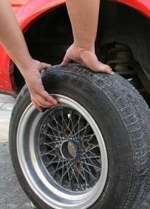 Roadside Assistance - Flat Tire Change